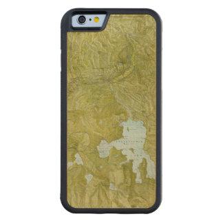 Parque nacional de Yellowstone Funda De iPhone 6 Bumper Arce