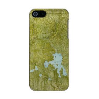 Parque nacional de Yellowstone Funda Para iPhone 5 Incipio Feather Shine