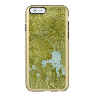 Parque nacional de Yellowstone Funda Para iPhone 6 Plus Incipio Feather Shine