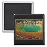 Parque nacional de Yellowstone Iman