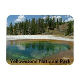Parque nacional de Yellowstone Imán