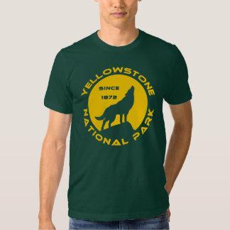 Parque nacional de Yellowstone Remeras