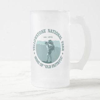 Parque nacional de Yellowstone Taza De Café