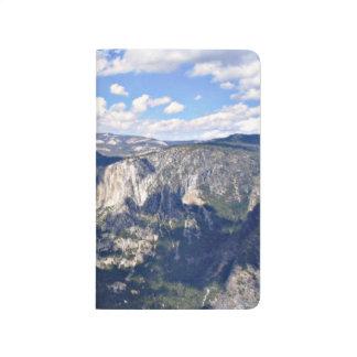 Parque nacional de Yosemite (b) Cuaderno Grapado
