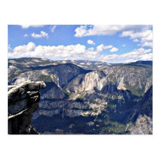 Parque nacional de Yosemite (b) Postal