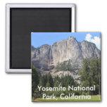 Parque nacional de Yosemite, California Imán De Frigorifico