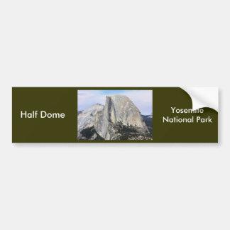 Parque nacional de Yosemite, California Pegatina Para Auto