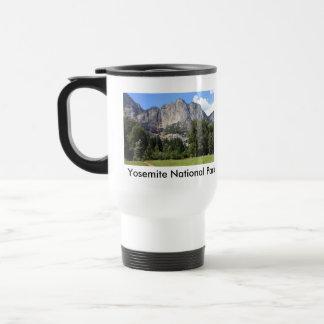 Parque nacional de Yosemite, California Taza De Viaje