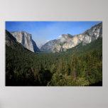 Parque nacional de Yosemite, EL Capitan Póster