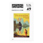Parque nacional de Yosemite Franqueo