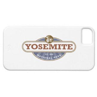 Parque nacional de Yosemite iPhone 5 Protector
