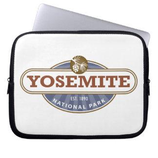 Parque nacional de Yosemite Mangas Computadora