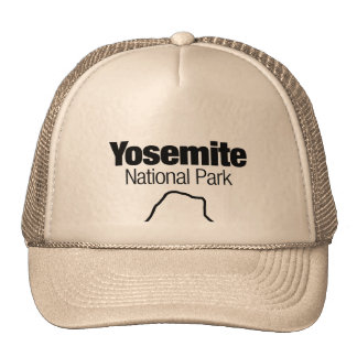 Parque nacional de Yosemite Gorros Bordados