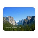 Parque nacional de Yosemite Iman De Vinilo