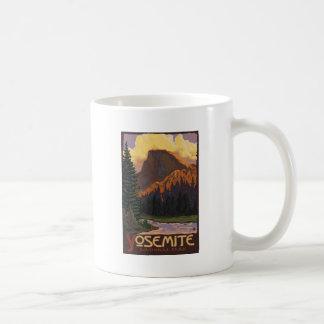Parque nacional de Yosemite - medio poster del via Tazas De Café