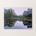 Parque nacional de Yosemite Puzzle Con Fotos