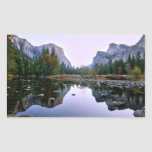 Parque nacional de Yosemite Rectangular Altavoz