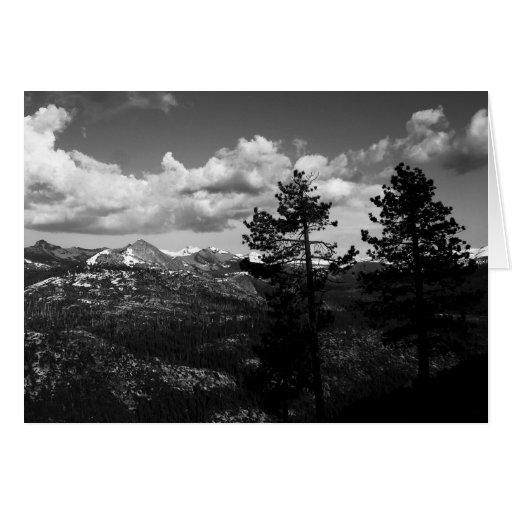 Parque nacional de Yosemite Tarjetas