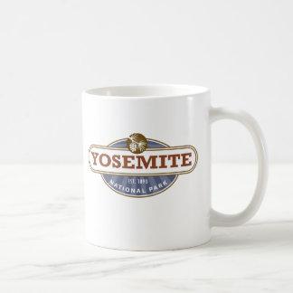 Parque nacional de Yosemite Tazas De Café