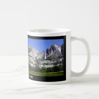 Parque nacional de Yosemite Taza