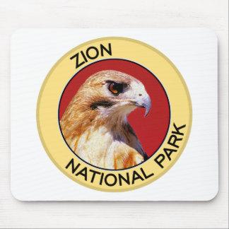 Parque nacional de Zion Alfombrillas De Ratones