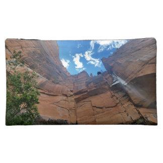 Parque nacional   de Zion de la roca que llora