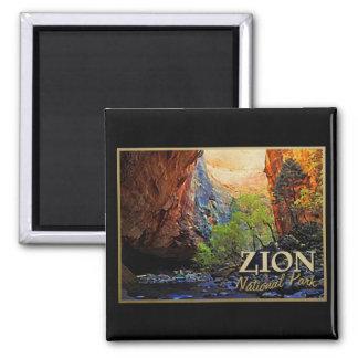 Parque nacional de Zion Iman
