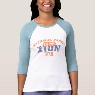 Parque nacional de Zion Camiseta