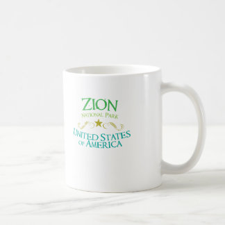 """""""Parque nacional de Zion Taza"""