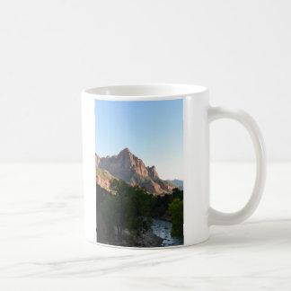 Parque nacional de Zion Tazas De Café