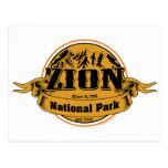 Parque nacional de Zion, Utah Postal