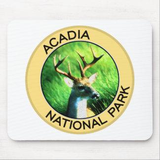 Parque nacional del Acadia Alfombrilla De Raton