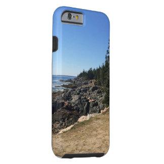 Parque nacional del Acadia, caso de Maine IPhone 6 Funda Para iPhone 6 Tough