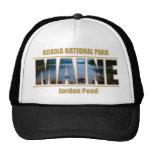 Parque nacional del Acadia de la fuente de la imag Gorra