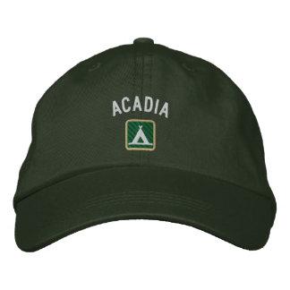 Parque nacional del Acadia Gorro Bordado