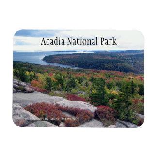 Parque nacional del Acadia Imán Rectangular
