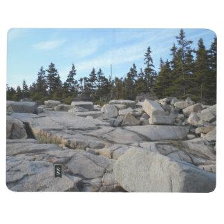 Parque nacional del Acadia, Maine Cuaderno Grapado