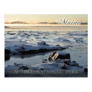 Parque nacional del Acadia, Maine Postal