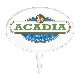Parque nacional del Acadia Palillos De Tarta