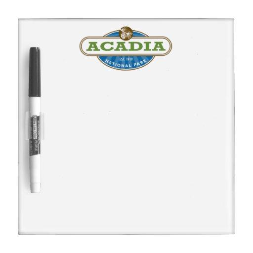 Parque nacional del Acadia Pizarras Blancas De Calidad