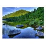 Parque nacional del Acadia - postal de Maine