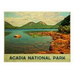 Parque nacional del Acadia Postales