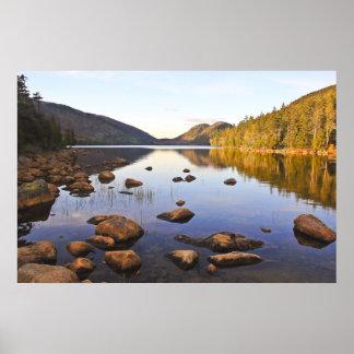 Parque nacional del Acadia Póster