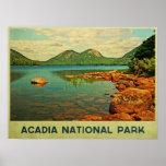 Parque nacional del Acadia Posters