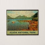 Parque nacional del Acadia Rompecabeza