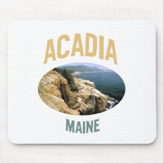 Parque nacional del Acadia Tapete De Raton