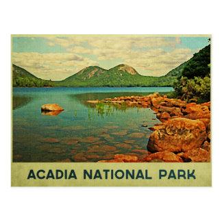 Parque nacional del Acadia Postal