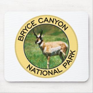 Parque nacional del barranco de Bryce Alfombrilla De Ratones