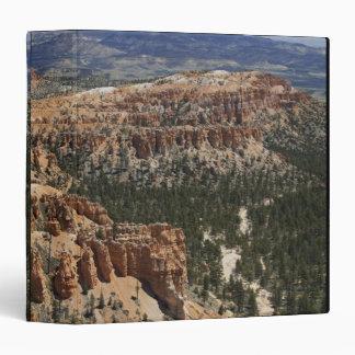 """Parque nacional del barranco de Bryce, Utah Carpeta 1 1/2"""""""