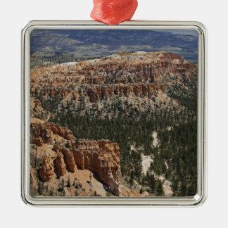 Parque nacional del barranco de Bryce, Utah Adorno De Navidad